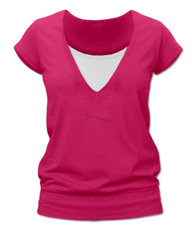 Tričko na kojenie - krátky rukáv- M L-skladom a2164067aae