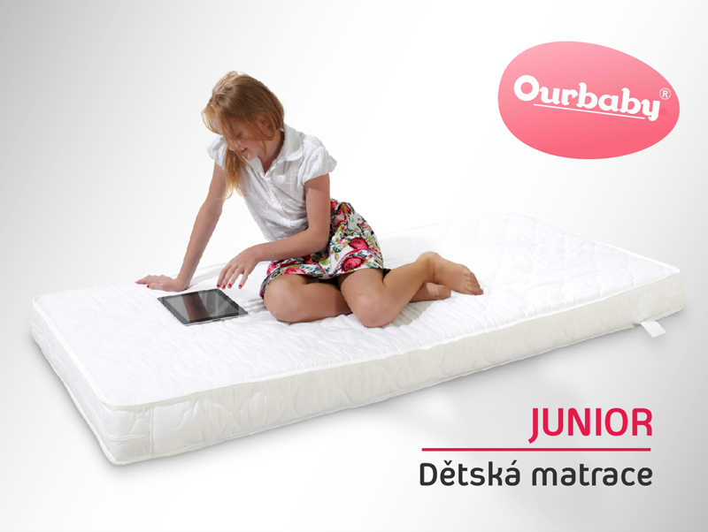 Matrac Ourbaby JUNIOR - 180x90cm