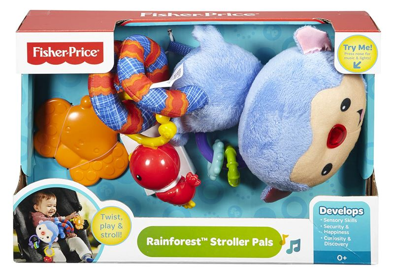 Fisher price  RAINFOREST REŤAZ NA KOČÍK