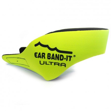 Ear Band-it Ultra čelenka a 1pár štuplov- žltá