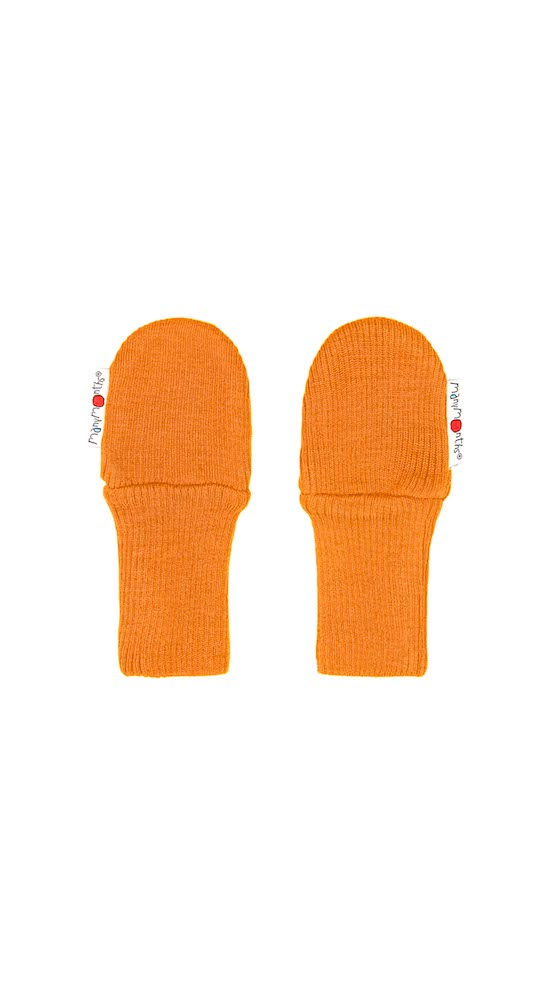 Manymonths rukavice bez palca 18 Festive Orange