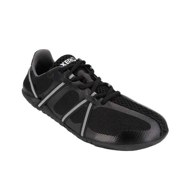 XERO SHOES 20 SPEED FORCE dámske Black