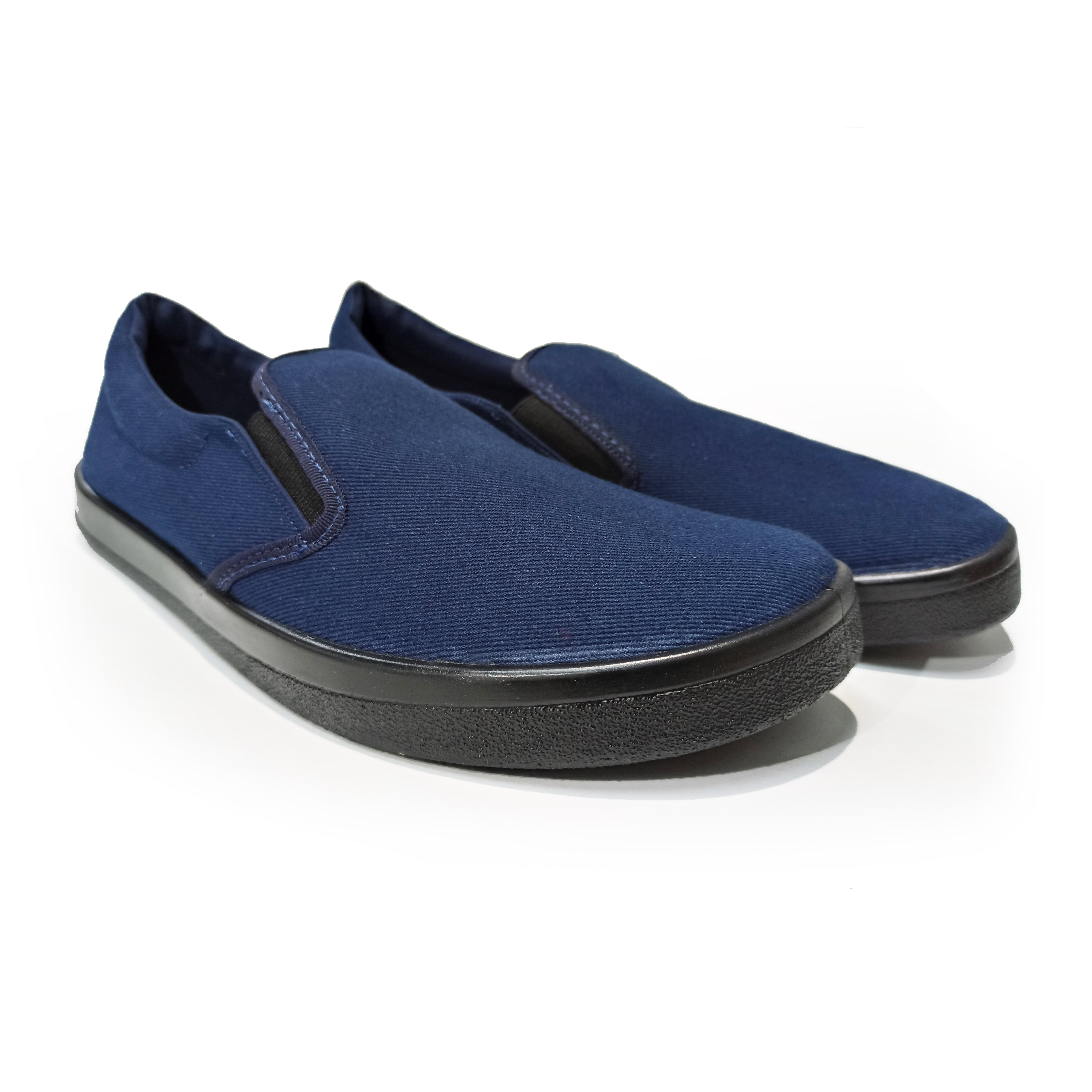 ANATOMIC Slip on-  ALL IN- AB03 - modrá s čiernou
