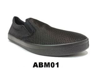 ANATOMIC - Slip on MESH ALL IN- ABM01 čierne