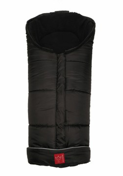 KAISER - Fusak Iglu Thermo Fleece - Black