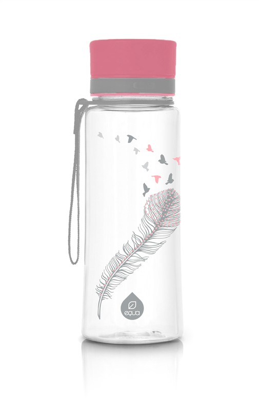 EQUA fľaša  Feather 600ml